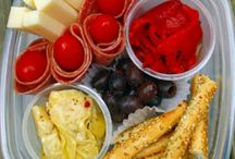 Lunch Box Meals and Bento / by Bianca Perrone