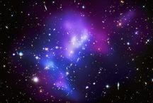 spazio universo galassie / by Morena Biavaschi