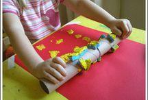Kids crafts / by Lisa Johannsen