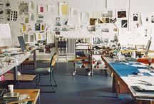 Studio creatif / by toupidou