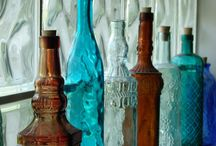 Bottles & Baskets / by Teresa Carr