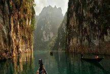 Thailand/Siam / by Tibet Tenzin