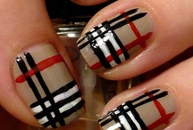 Nail OBSESSION! / by Alyssa Defibaugh
