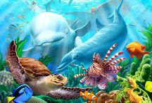 Sea Life / by John Crawford Venable