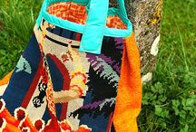 Bag It Up / tutorials to make bags, purses etc / by Vanessa Dierick