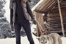 Winter Looks / Stay warm in Timberland style. / by Timberland