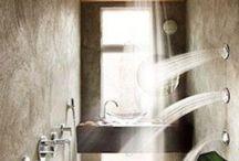 Bathroom ideas / ideas for my renovation / by Carolyn Francis