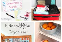 Organize / by Catherine Branch