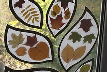 Fall crafts: kids / by Denise Hoskins