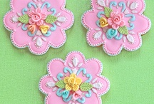 Beatiful cookies / by Margaret Holloway