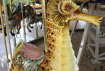 carousel animals / by Christine Chumley