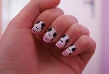 Nail Art / by Marion Walker-Campbell