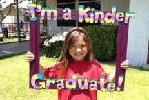 Kg graduation / by Tracy Dunn