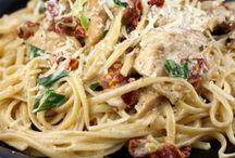 Pasta Recipes. / by Eleni Wenzel