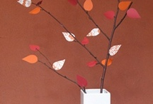 Fall decor / by Heather Rapp