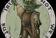 Yoda / by Derrick Etheridge
