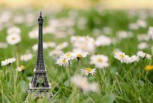 Paris-where I wish to go! / by Kelly Conaway