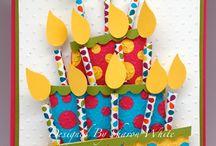 Cards Birthday / by Joy Tindel