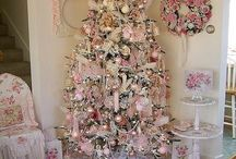 A Pink Christmas / by Sharon Lynch