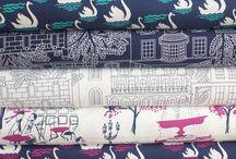 fabric / by sassydotnet