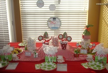 Party Ideas / by Heather Abadie