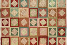 quilts / by Vicky Quiggins