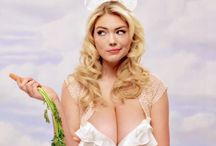Kate Upton / Kate Upton and huge cleavage http://www.ociotube.net / by Teton Sex, lies and fakes