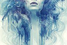 Inspirational Artwork / by Lindsey Diane