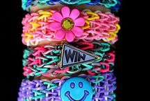 Lucy's rainbow loom / Rainbow loom fun / by Michelle Calabro