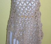 Crochet Wraps N Scarfs / by Sheila Rusche
