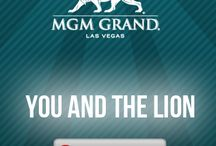 You and the Lion Sweepstakes / Attention, MGM Grand fans! We invite you to participate in our Pin to Win contest, for a chance to win a 2-night stay in a Grand King or Grand Queen Room at the MGM Grand Hotel in #Vegas along with two tickets to KA by Cirque du Soleil! See http://bit.ly/mgm-lion for how to enter! Hurry, contest ends November 25th. / by MGM Grand