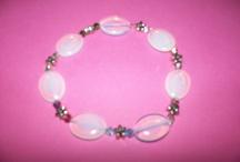 bracelets I made / by Tina Townley