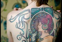 Tattoos / by Rie