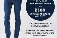 Competitions  / by RES Denim