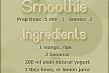 smoothies / by Kimmie Johnson