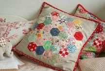 Patchwork / patchwork, quilt e arte dos retalhos / by Nati Freitas