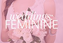 Weddings: Feminine / by BaubleBar