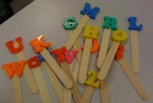 daycare ideas / by Tina Grosnickle-Farrell