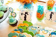 Brookie's Baby Shower (ideas) / by Abbey Bradley