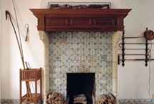 Fireplace - Hearths - Stairs / by Cliff Keith and Team