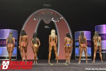Bikini competition preppin'! / by Shay Amaro