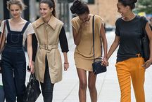 NYFW SS 2015 Street Style / by Marie Claire
