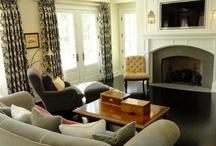 living room / by shamrocknanna