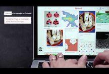 ¡Di hola a los mensajes en Pinterest! / Planea proyectos, intercambia ideas y comparte lo que descubres.  / by Pinterest