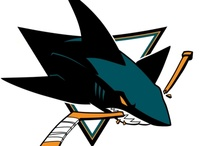 San Jose sharks / by Frank Silva