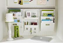 Desk Organization / by Jennifer Smith