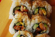 Sushi / by Kim Thornton