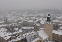 Lviv / Photos and video of Lviv (Lvov, Lwow, Leopolis, Lemberg), Ukraine / by Eugene Rudyy