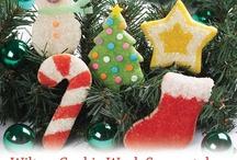 My Favorite Wilton Christmas Cookies / #wiltoncontest / by Patti Williams