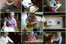 Montessori/Reggio/Waldorf Style Learning / by Sarah Frady